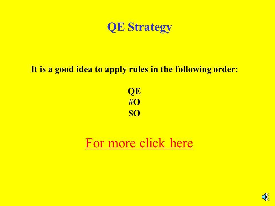 A Fancy Trick 1) $x(Hx>Gx)A 2) $x(Gx>-Ix)A 3) -$x(Hx>-Ix)PA 4) #x-(Hx>-Ix)3 QE 5) -(Ha>-Ia)4 #O 6) Ha>Ga1 $O 7) Ga>-Ia2 $O 8) Ha>-Ia6,7 CH 9) (Ha>-Ia)