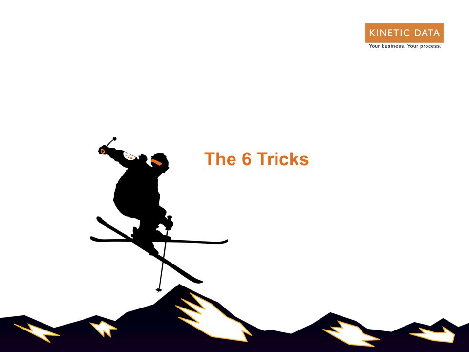 The 6 Tricks