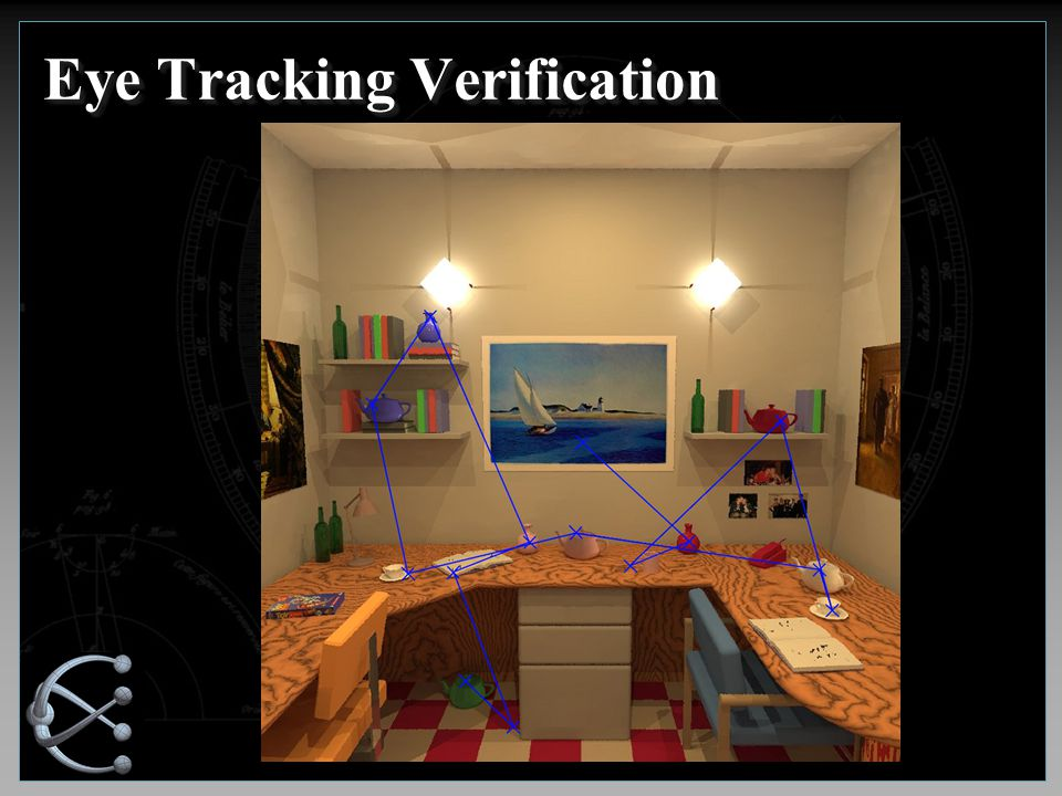 Eye Tracking Verification