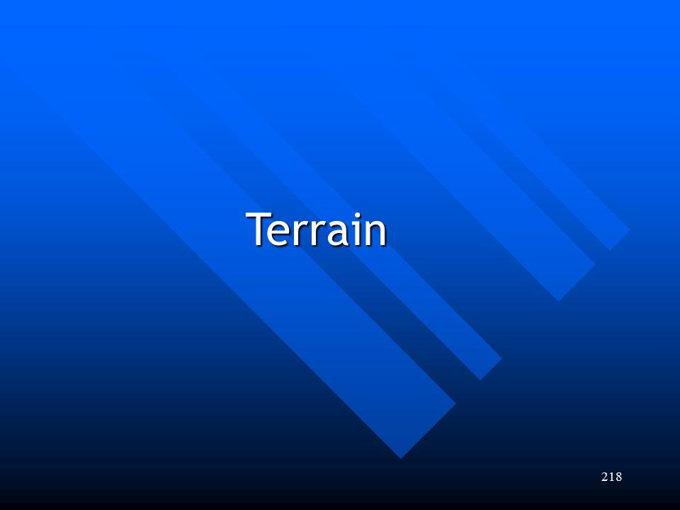218 Terrain