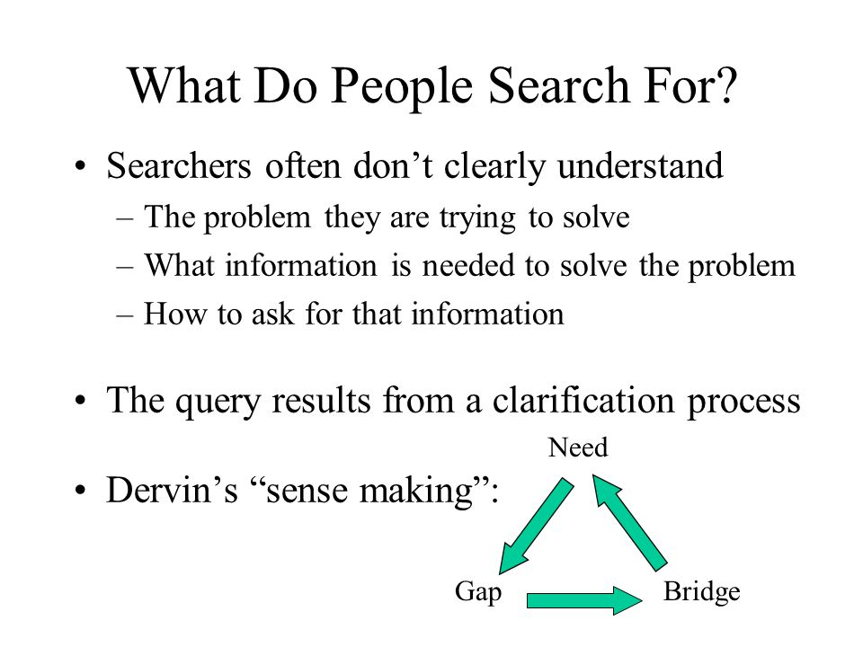 Advantages of Ranked Retrieval Closer to the way people think –Some documents are better than others Enriches browsing behavior –Decide how far down the list to go as you read it Allows more flexible queries –Long and short queries can produce useful results