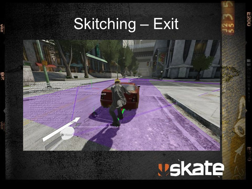 Skitching – Exit