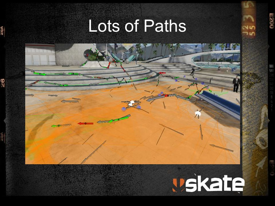 Lots of Paths