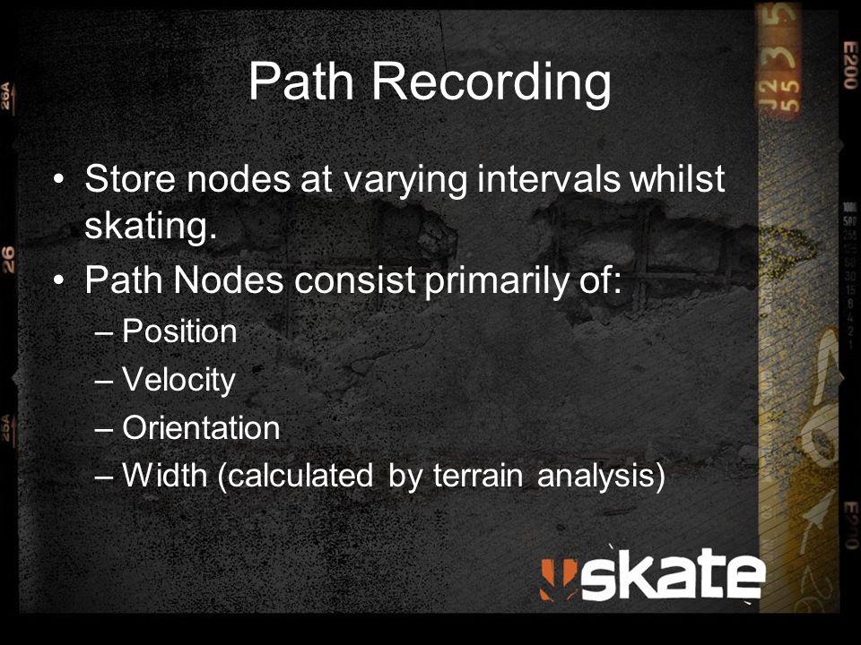 Paths Diverge