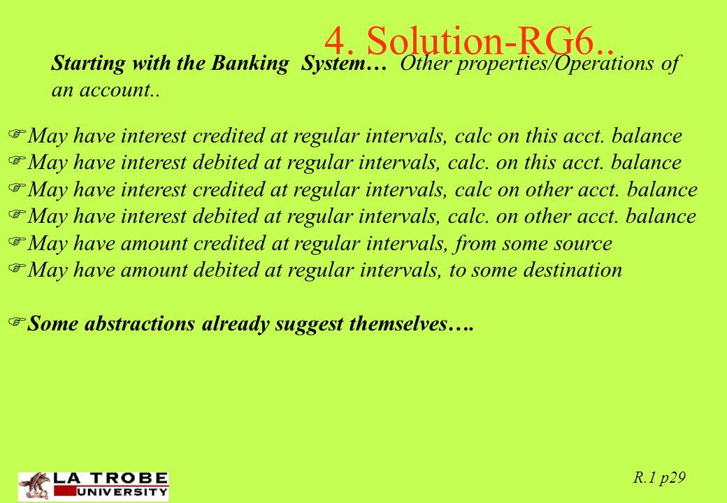 02/06/97 R.1 p29 4. Solution-RG6..