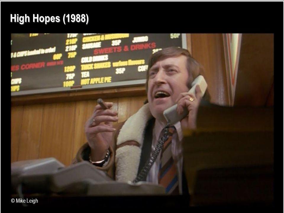 High Hopes (1988) © Mike Leigh