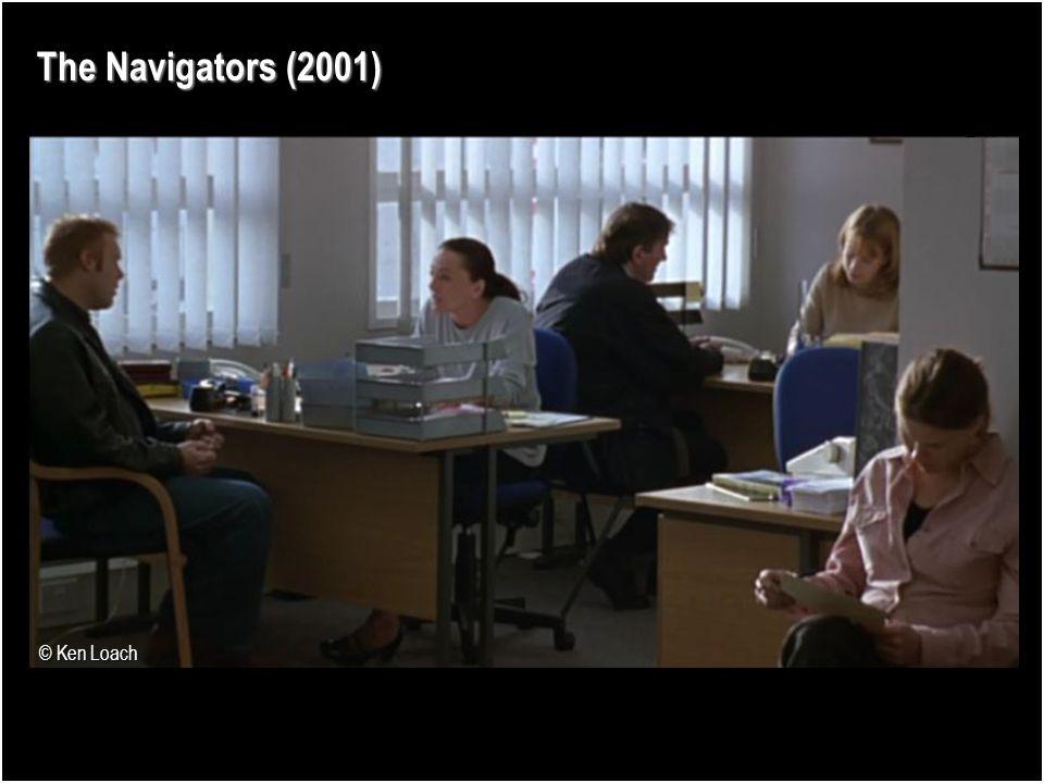 The Navigators (2001) Night-time economy © Ken Loach