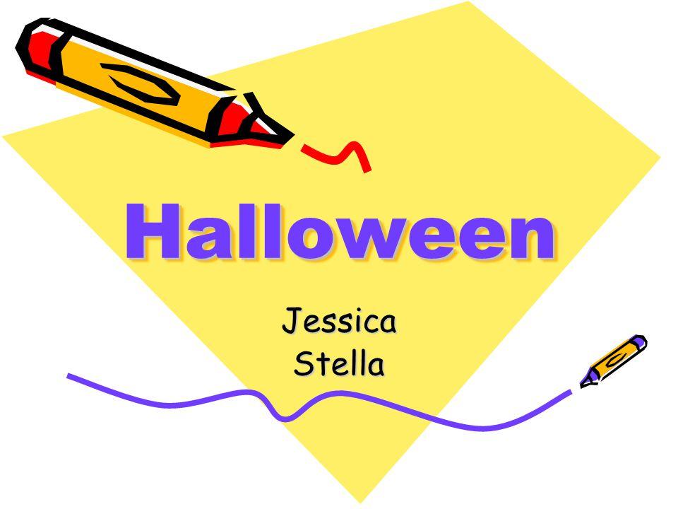 HalloweenHalloween JessicaStella