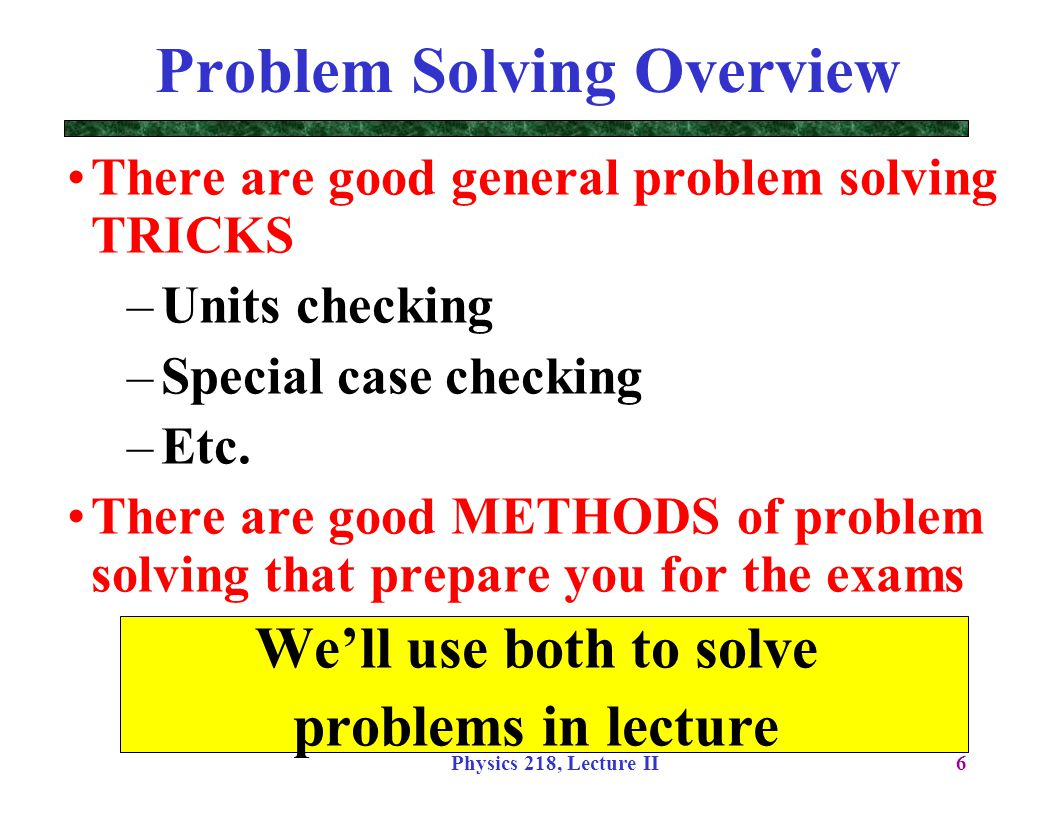 Physics 218, Lecture II27 Vector Cross Product Cont… Multiply out, but use the Sin  to give the magnitude, and RHR to give the direction