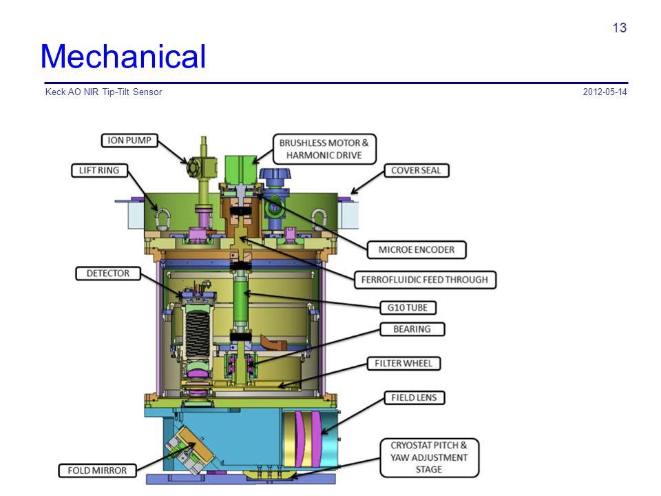 Mechanical 2012-05-14Keck AO NIR Tip-Tilt Sensor 13