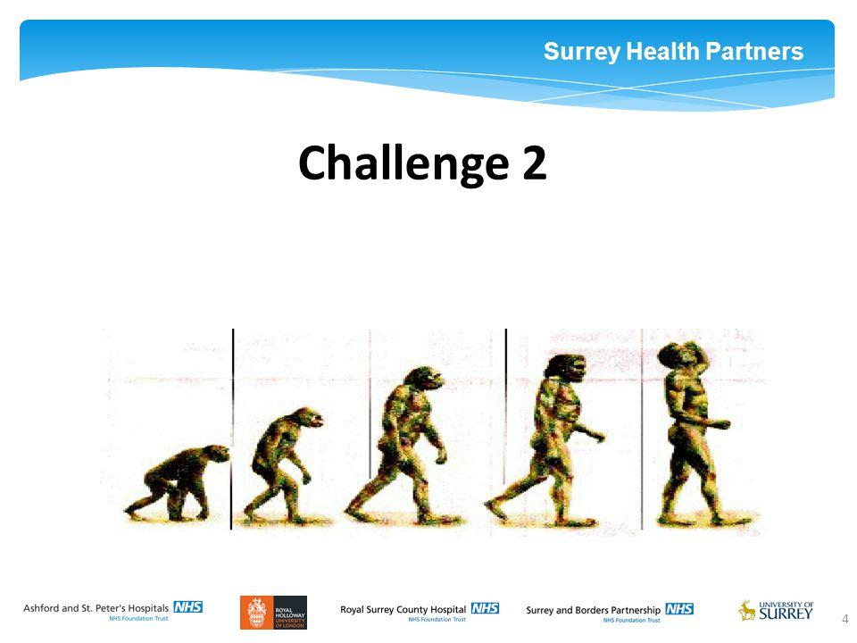 Surrey Health Partners 4 Challenge 2