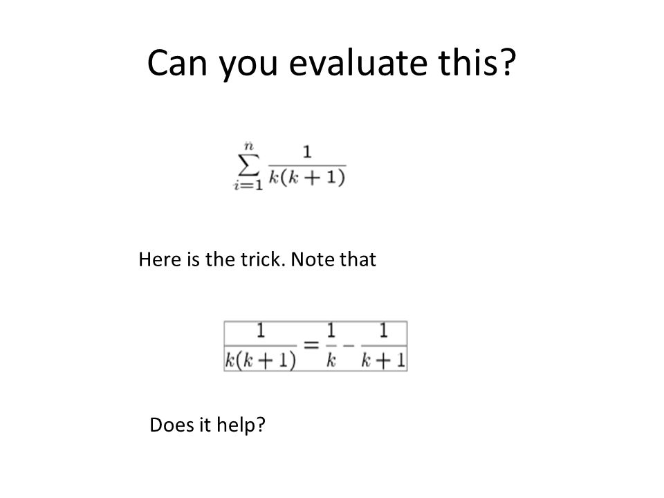 Can you evaluate this? Here is the trick. Note that Does it help?