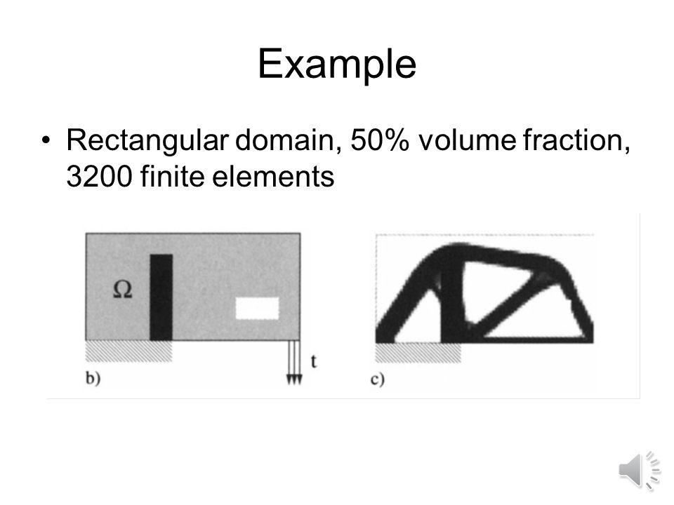 Basic elements Loads, boundaries, full and empty regions