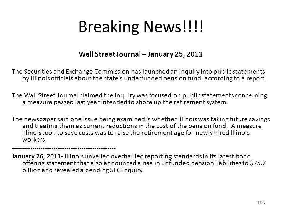 Breaking News!!!.