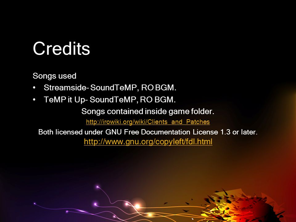 Credits Virus download.gif http://awesomepenguin.files.wordpress.com/2007/10/virus- download.gif http://awesomepenguin.files.wordpress.com/2007/10/vir