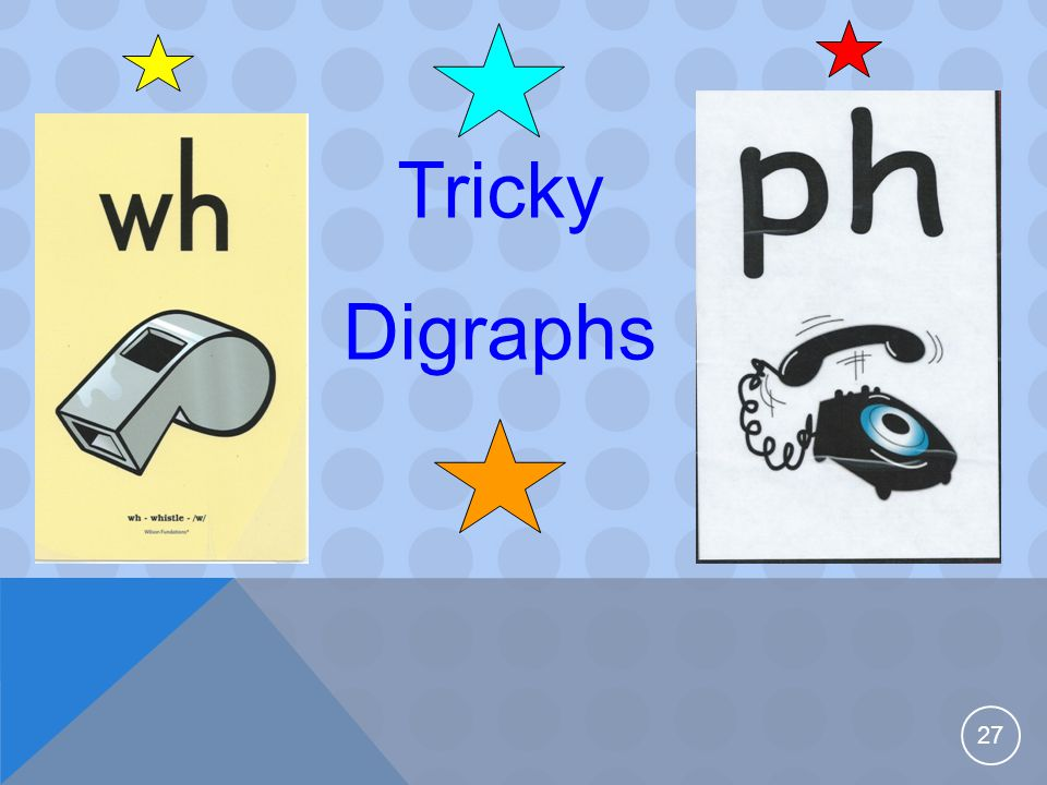 27 Tricky Digraphs