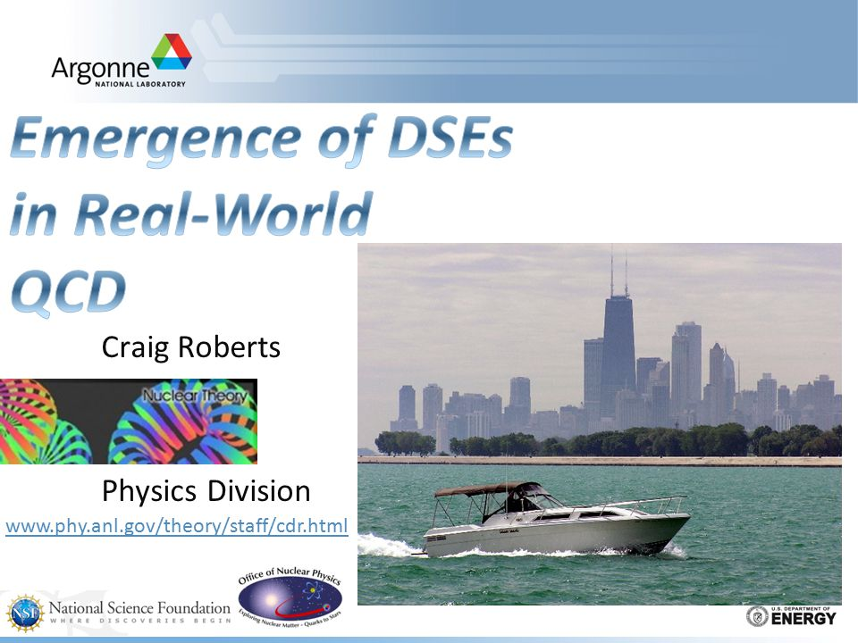 Dressed-quark anomalous magnetic moments  Three strongly-dressed and essentially- nonperturbative contributions to dressed-quark-gluon vertex: Craig Roberts: Emergence of DSEs in Real-World QCD 2B (89) 22 DCSB Ball-Chiu term Vanishes if no DCSB Appearance driven by STI Anom.