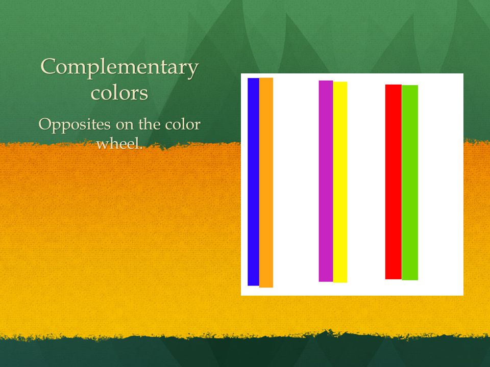 Intensity Refers to the brightness of a color.