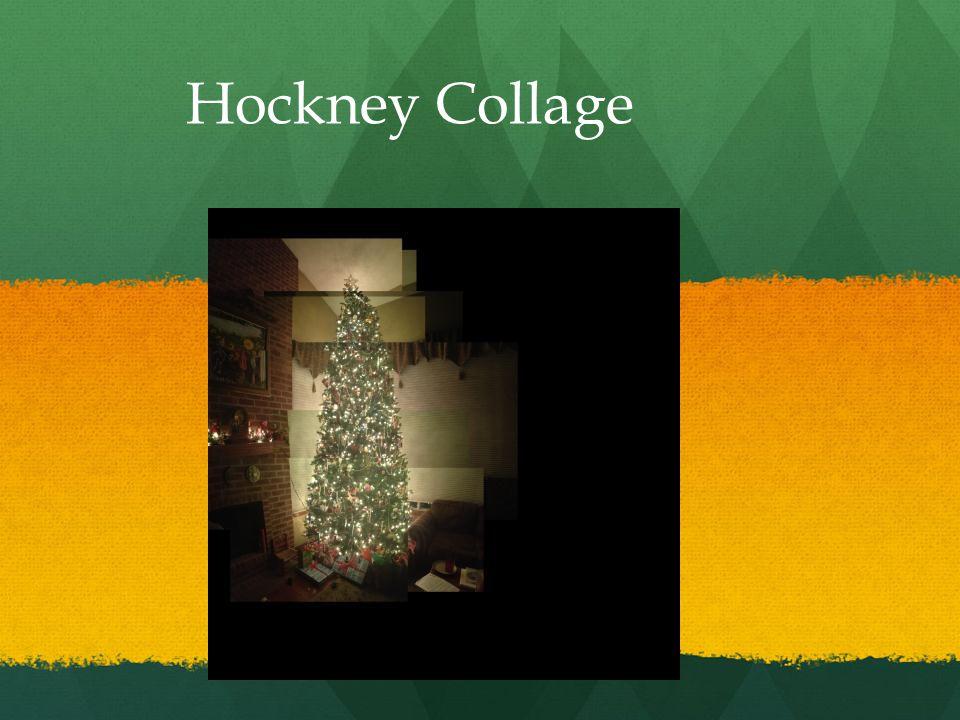 Hockney Collage