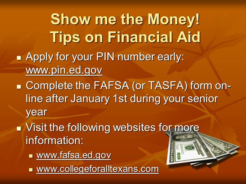 Important Websites  www.collegeboard.com -SAT www.collegeboard.com  www.act.org- ACT www.act.org- www.act.org-  www.thea.nesinc.com- THEA www.thea.nesinc.com  www.applytexas.org- Texas applications www.applytexas.org- www.applytexas.org-  www.commonapp.org- national applications  www.ncaaclearinghouse.net- athletic scholarships www.ncaaclearinghouse.net