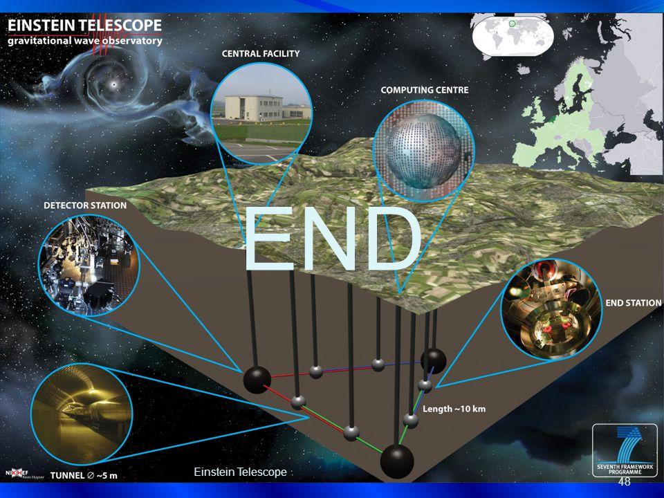END Einstein Telescope 48