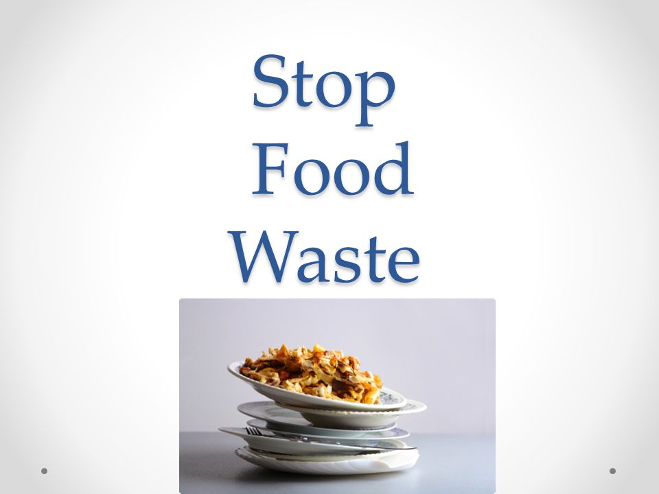 About 90 million tonnes of food is wasted annually in Europe – agricultural food waste and fish discards not included.