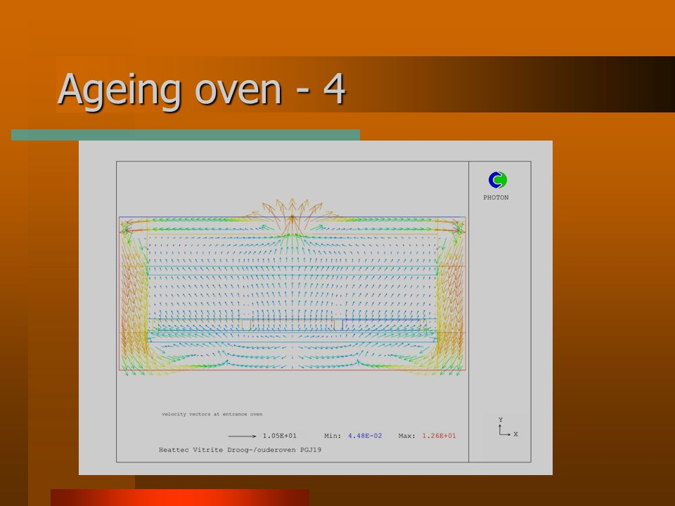 Ageing oven - 4