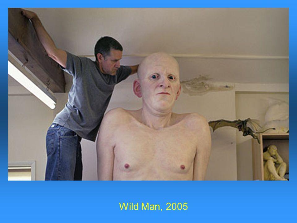 Wild Man, 2005