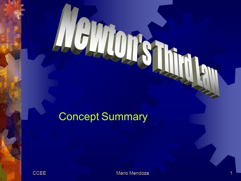 CCEEMario Mendoza1 Concept Summary