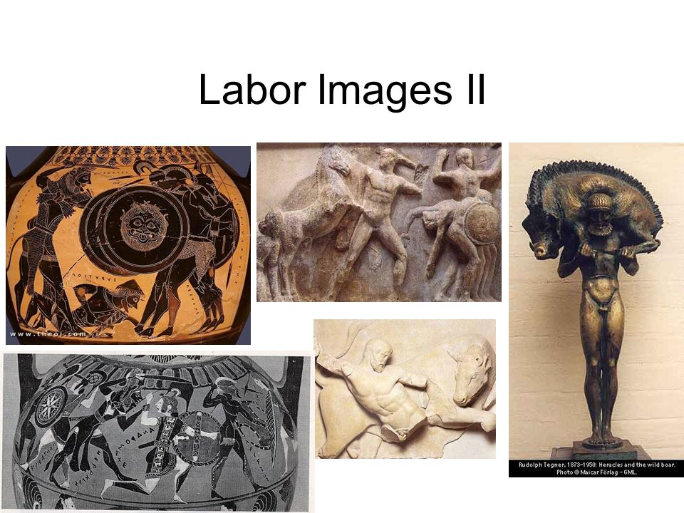 Labor Images II