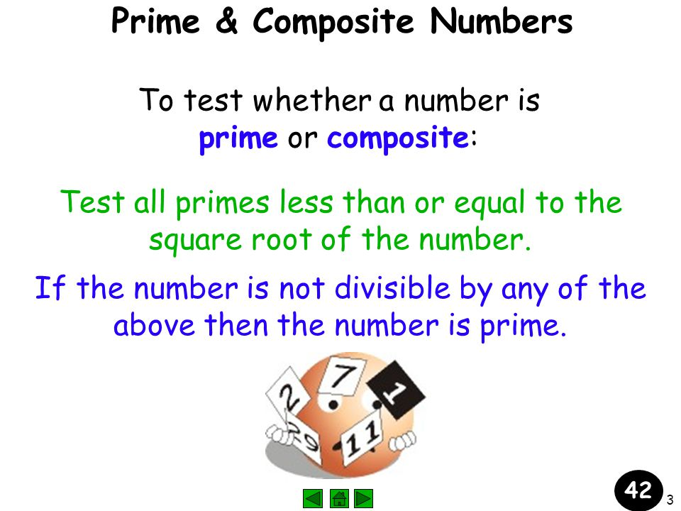 4 Prime Number Trick: Using prime numbers, you can amaze your friends with a prime prediction...