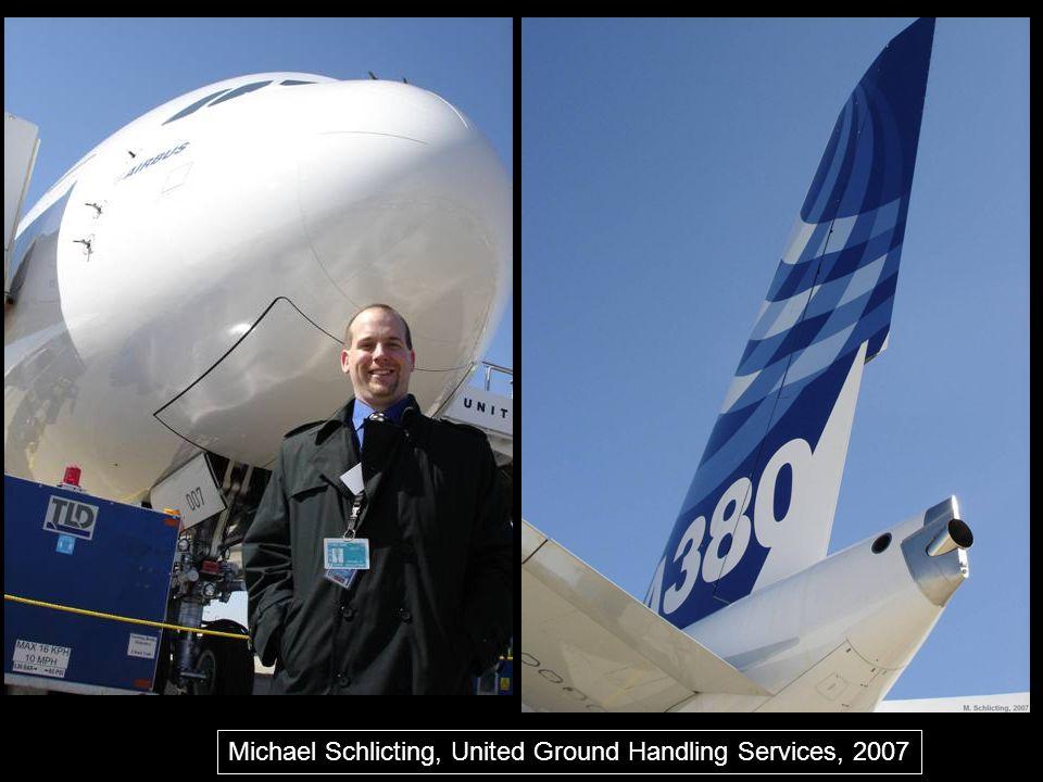 Michael Schlicting, United Ground Handling Services, 2007
