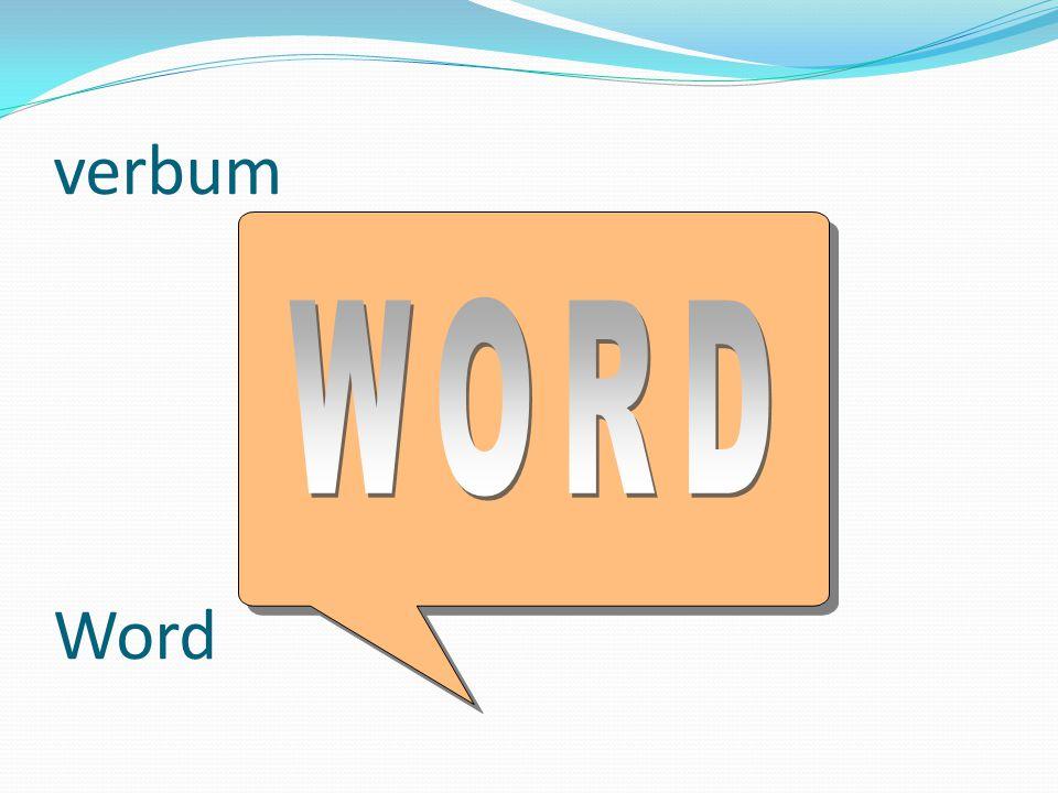 verbum Word