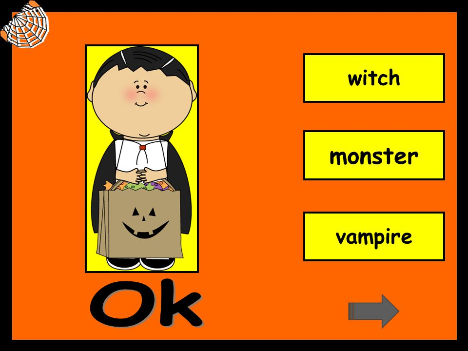 monster vampire witch
