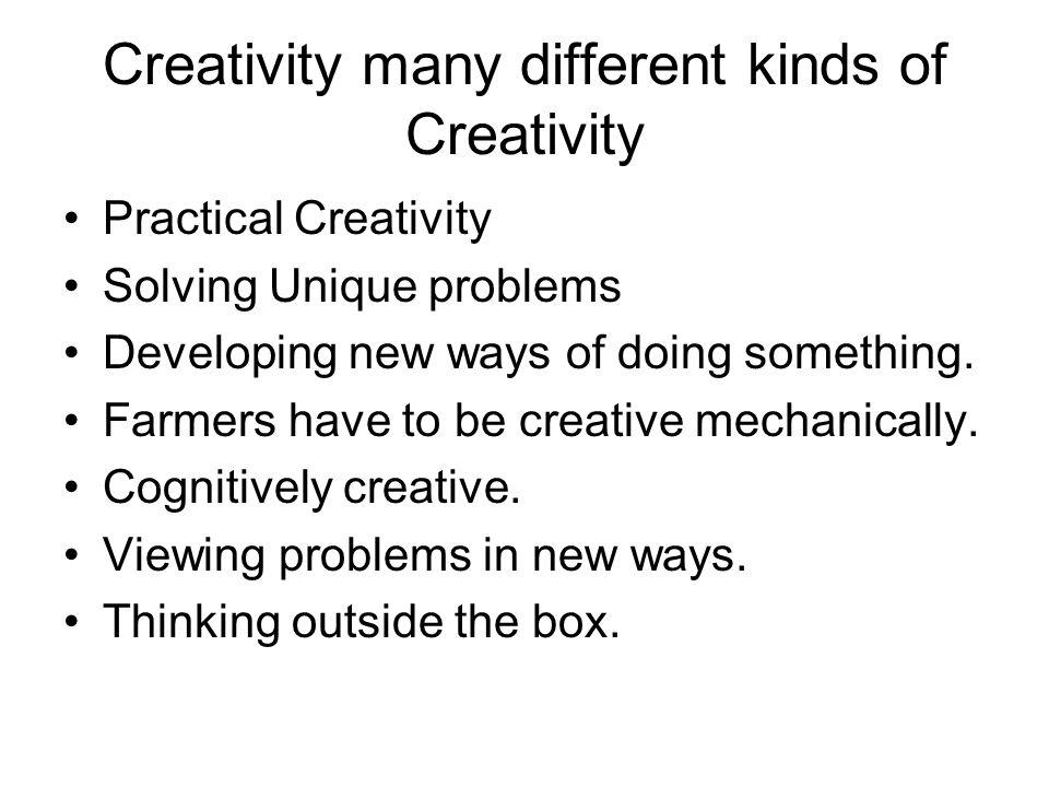 Deeper Creativity Blockbuster ideas.New Product development.