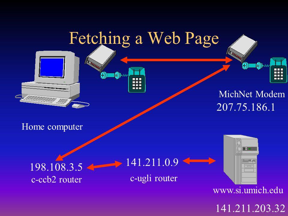 Server sends back HTTP/1.1 200 OK Date: Mon, 22 Dec 1997 15:12:32 GMT Server: Apache/1.2.4 Last-Modified: Thu, 04 Dec 1997 16:26:10 GMT ETag: 5f2f2-33fd-3486d9a2 Content-Length: 13309 Accept-Ranges: bytes Connection: close Content-Type: text/html ….