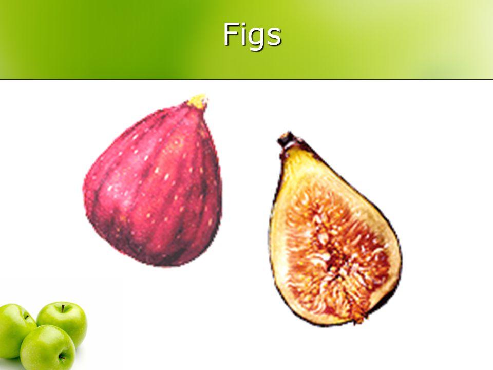 Figs Figs