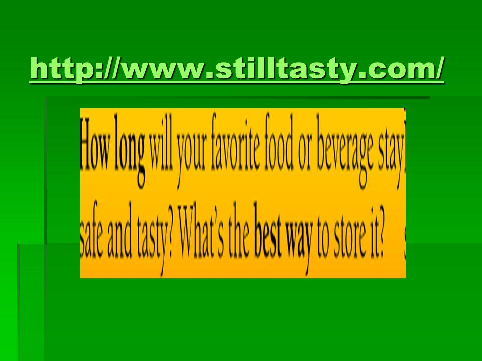 http://www.stilltasty.com/