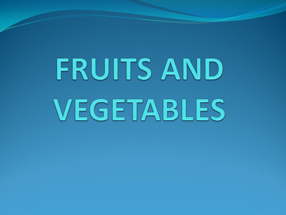 Colors and Nutrition Red -A, C, thiamine, iron Green -A, B, C, iron, calcium White -B, C, iron, calcium Yellow -A,B,C, calcium