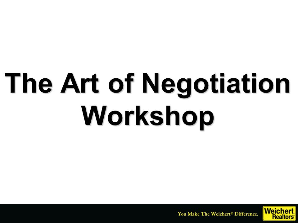 Review of Online Course Negotiating: Present your proposal Listen to understand –Listen –Reflect –Probe Acknowledge and address objections Group has 3 minutes to present