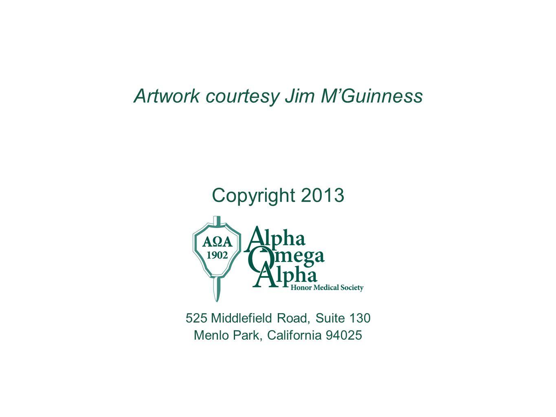 Copyright 2013 Artwork courtesy Jim M'Guinness 525 Middlefield Road, Suite 130 Menlo Park, California 94025