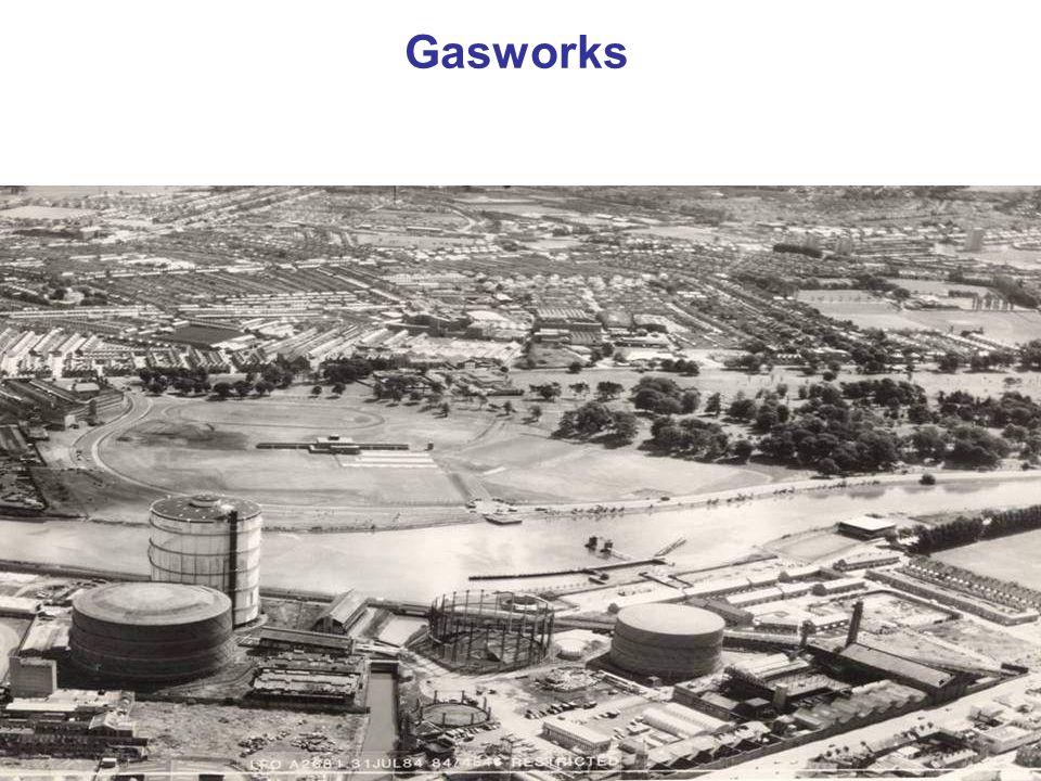 33 Gasworks