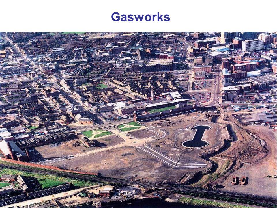 34 Gasworks