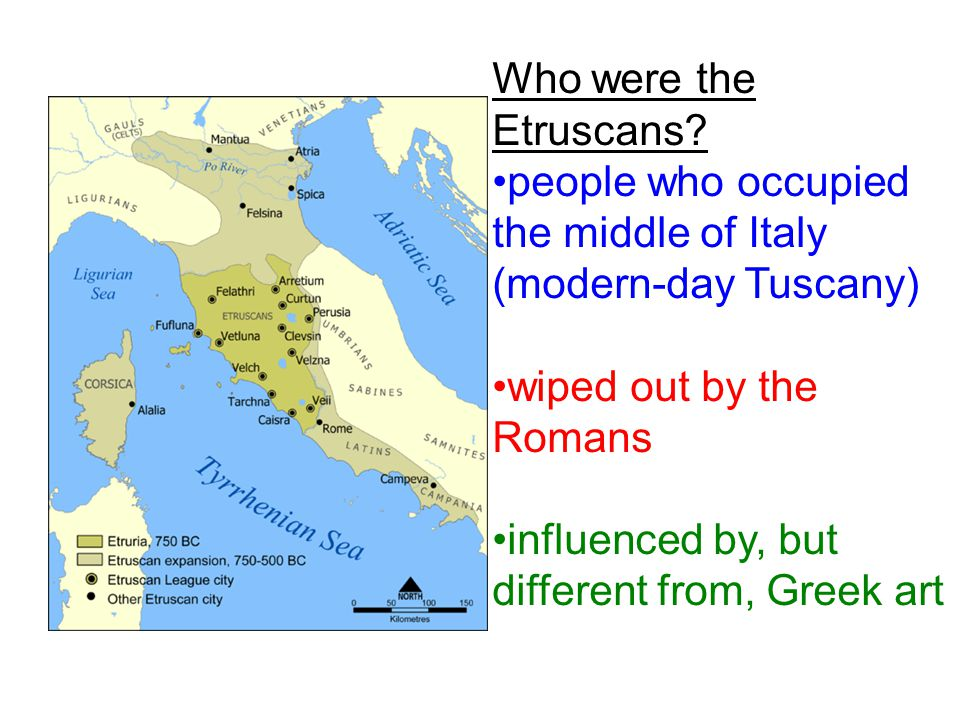 Who were the Etruscans.