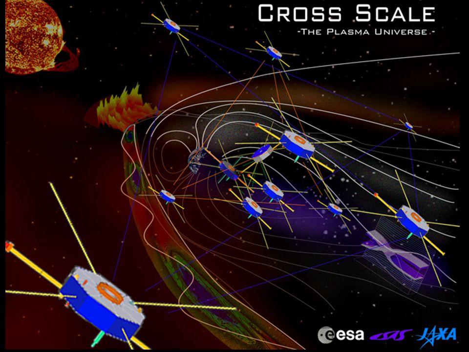 The SCOPE Mission M. Fujimoto ISAS, JAXA