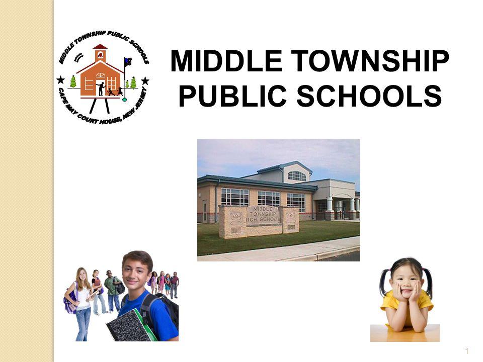 1 MIDDLE TOWNSHIP PUBLIC SCHOOLS