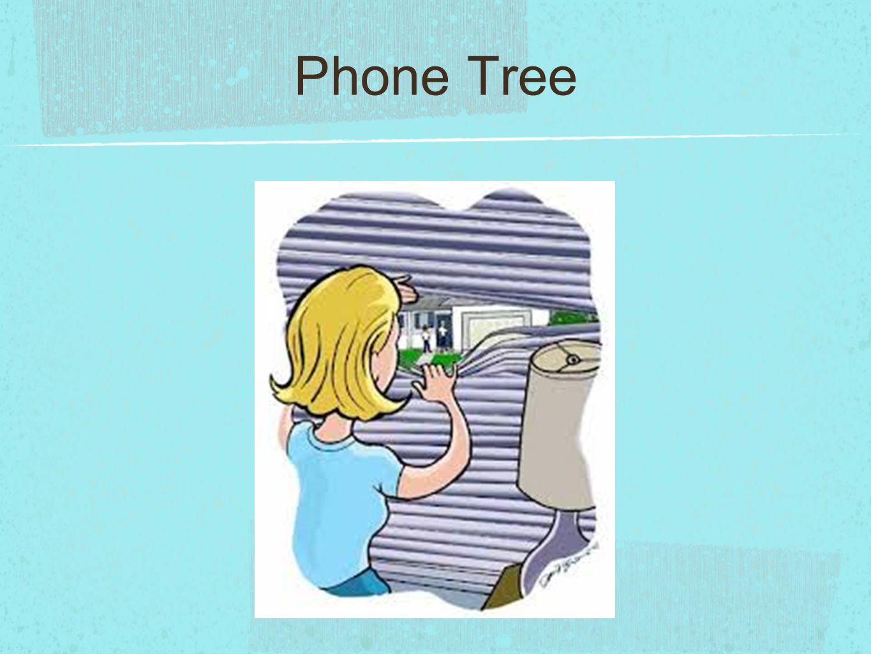Phone Tree