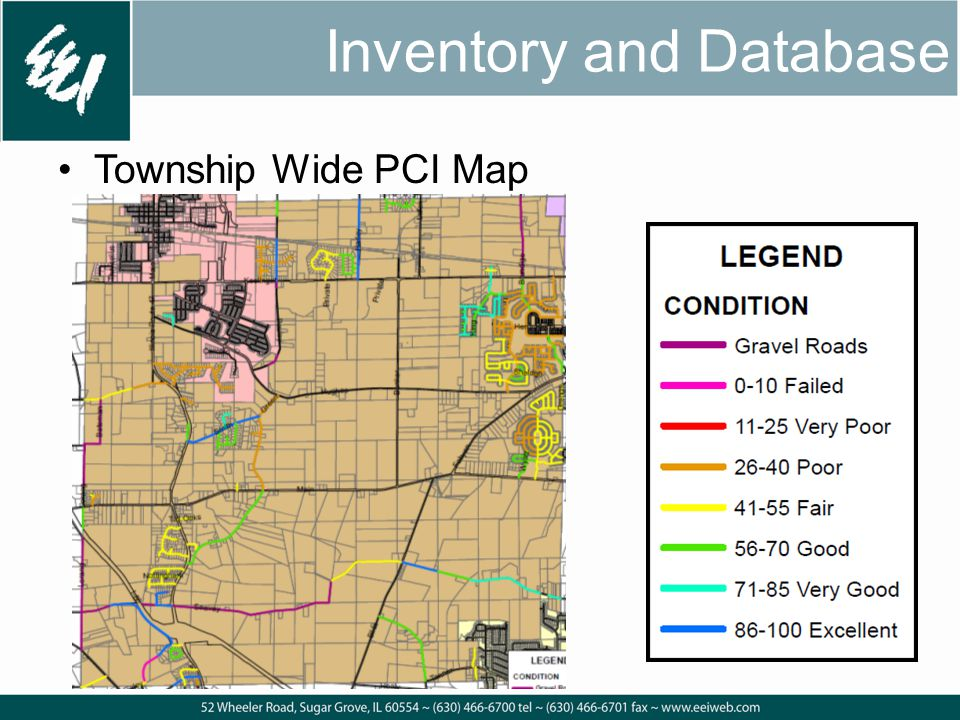 Township Wide PCI Map