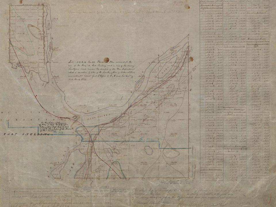 The Rectangular Public Land Surveys