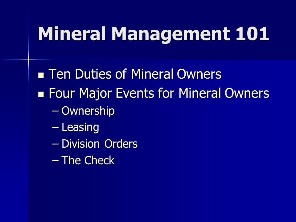 Legal Descriptions A Township contains 36 Sections